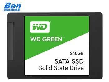 ổ cứng gắn trong SSD Western 240GB sata 3 (WDS240G2G0A)