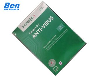 PM Kaspersky Anti Virus - 3PC - 1year
