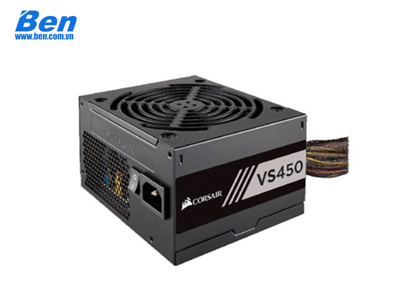 Nguồn PC Corsair ATX VS450 - 80 Plus