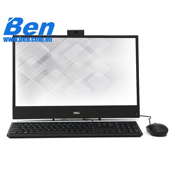 All In One Dell Inspiron 3280 (V9V3R1)/ Black - i3