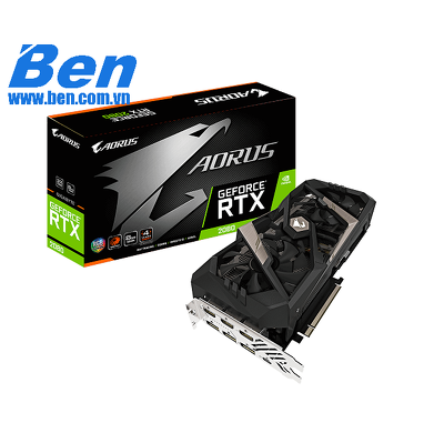 VGA GIGABYTE AORUS GeForce RTX 2080 8GB