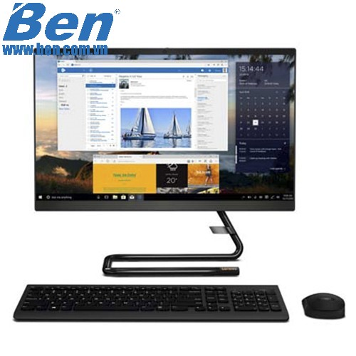 All In One Lenovo IdeaCentre A340-22IWL (F0EB0081VN)/ Black - i3