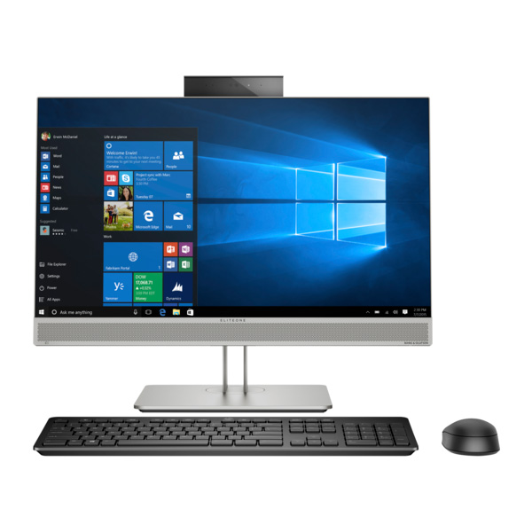 All in one HP EliteOne 800 G5 (8GA59PA)/ Silver/ Core i5/ 8GB/ 1TB/ Win 10Pro