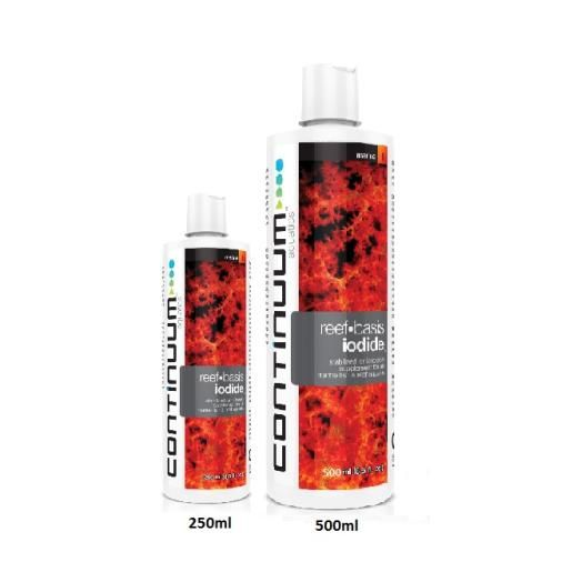 Reef Basis Iodide 500ml – Continuum Aquatics