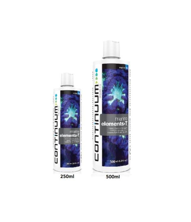 Marine Elements T – Continuum Aquatics