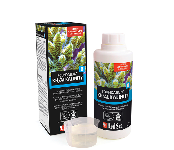 Kh/Alkalinity ( Foundation B ) 500ml- redsea
