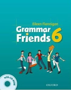 Grammar Friends 6 + 1CD