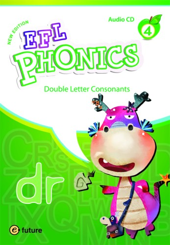EFL Phonics 4 Audio CD