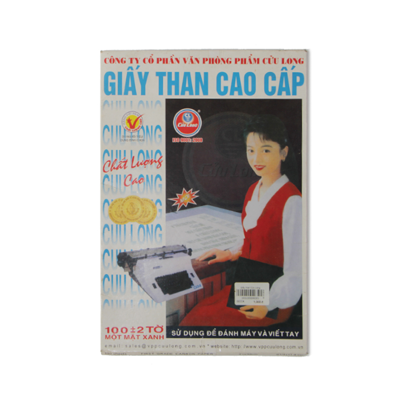 Giấy than Cửu Long