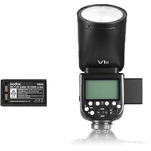 Đèn flash Godox V1 for Canon