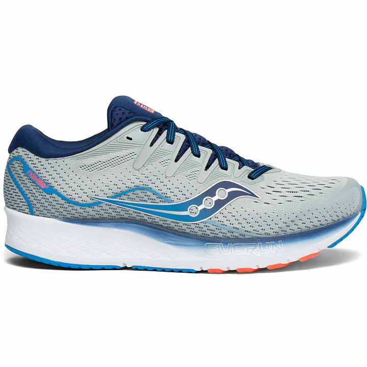 Giày chạy bộ nam Saucony Ride ISO 2