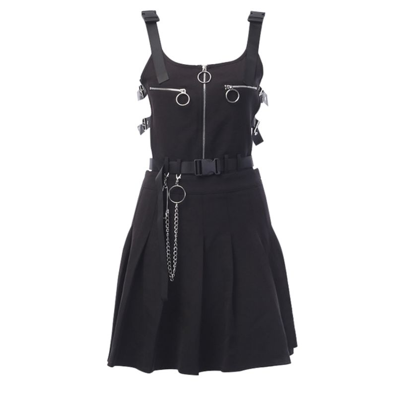 Safety Pin Dress