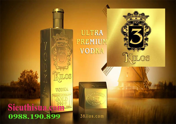 3kilovodka gold