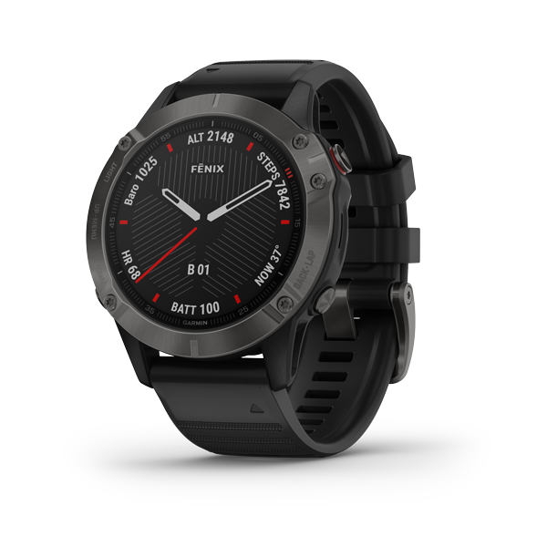 Garmin Fenix 6 Series (47mm)