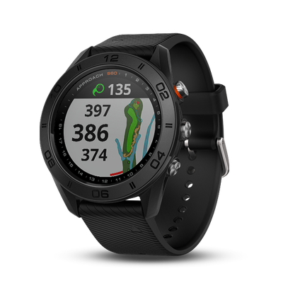 Garmin Approach S60, Golf GPS, Black