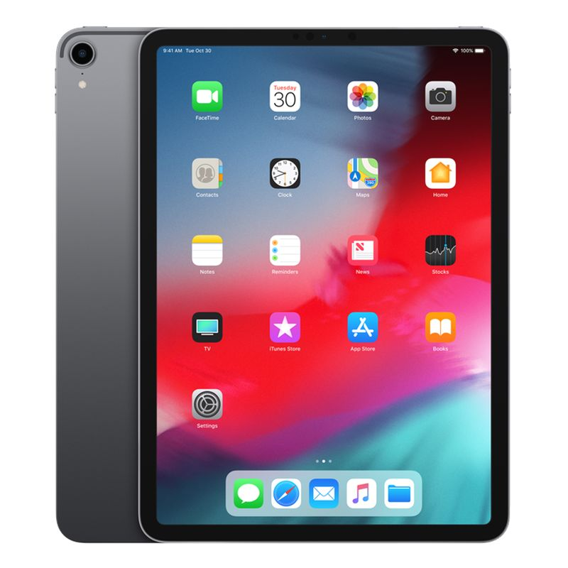 iPad Pro 2018 12.9 inchs 256GB – Fullbox 100% (4G + Wifi)