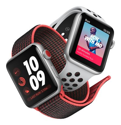 Apple Watch Seri 3 Nhôm 42 (LTE/GPS) 42mm - Likenew 99%