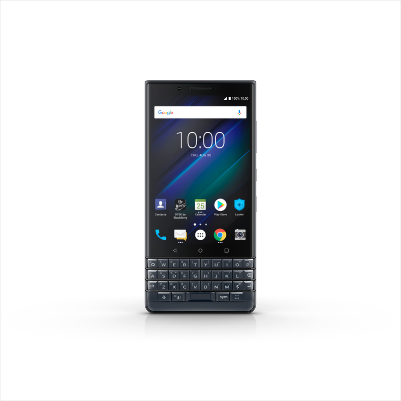 BLACKBERRY KEY2 LE XANH SLATE LIKENEW/BOX