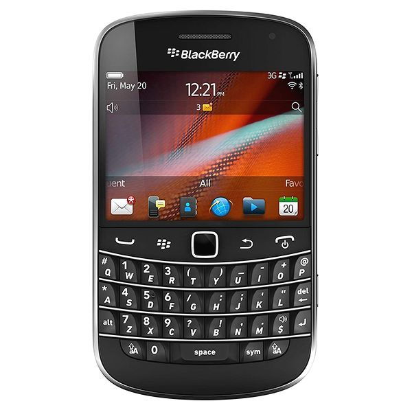 BLACKBERRY BOLD 9900 BLACK - LIKENEW/NOBOX