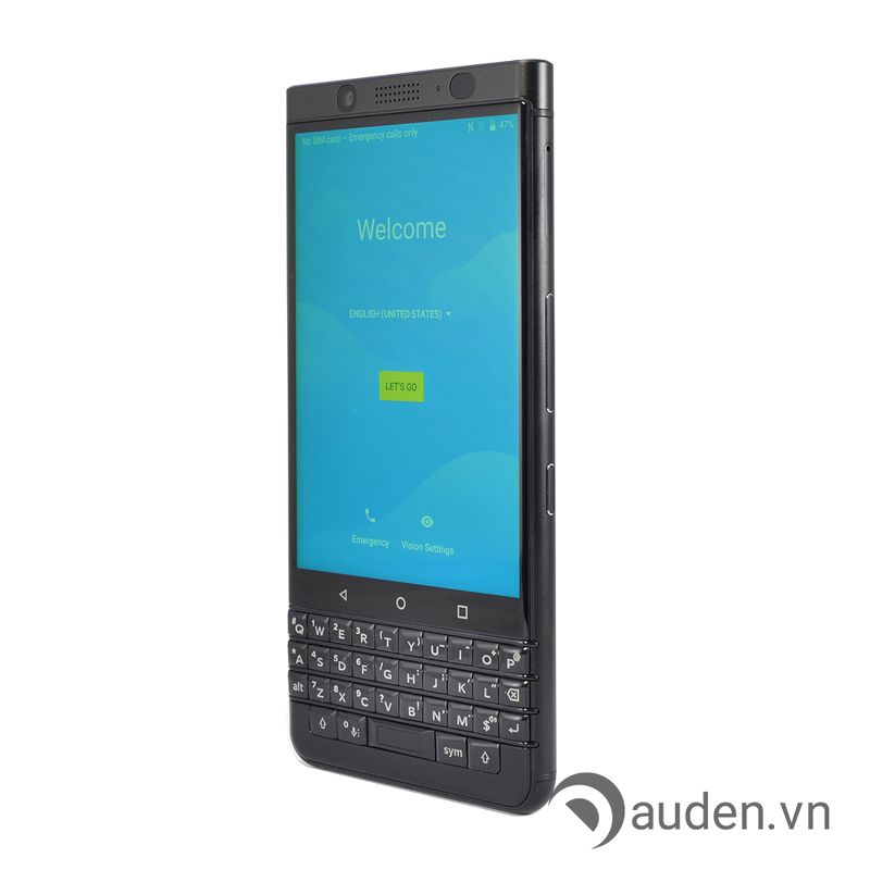 BLACKBERRY KEYONE BLACK EDITION CHÍNH HÃNG (NEW)