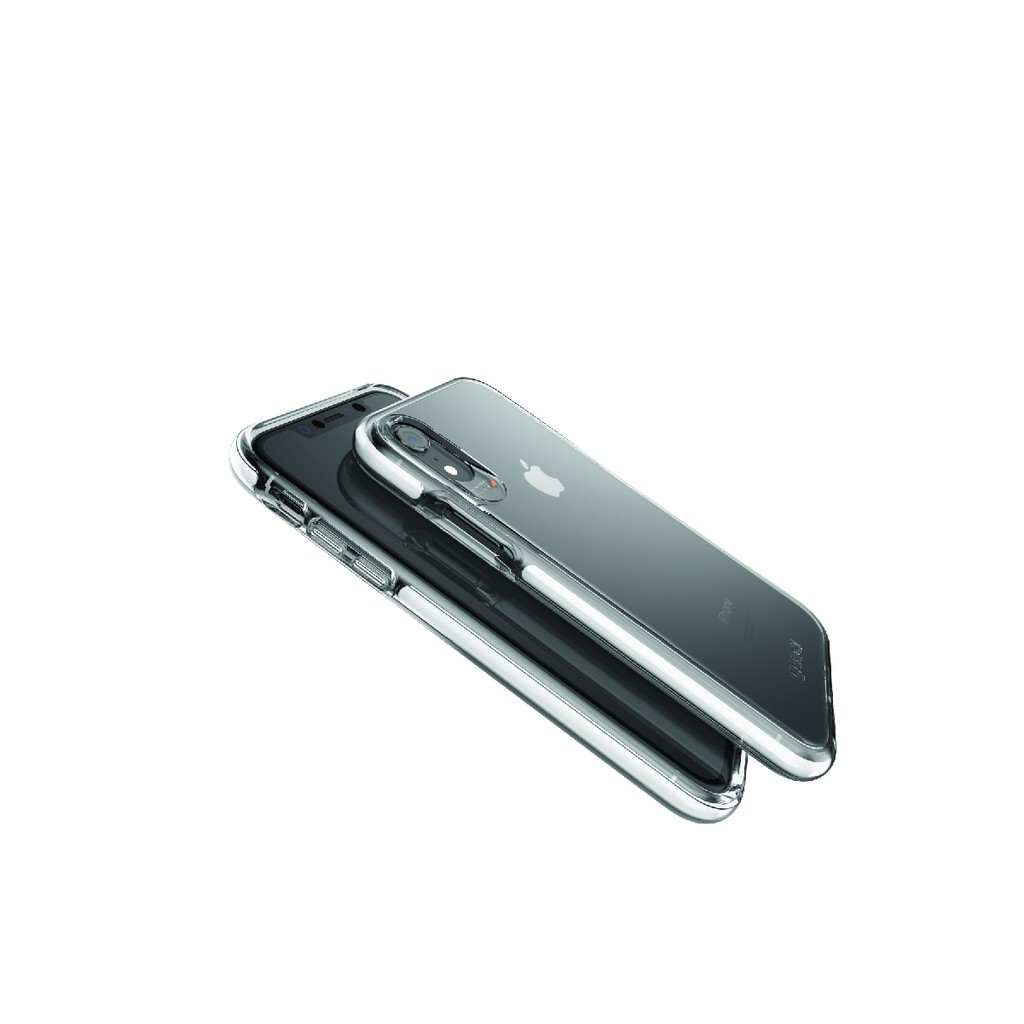 Ốp lưng Gear4 chống sốc D3O Piccadilly 3m cho iPhone XR - IC9PIC - White - IC9PICWHT