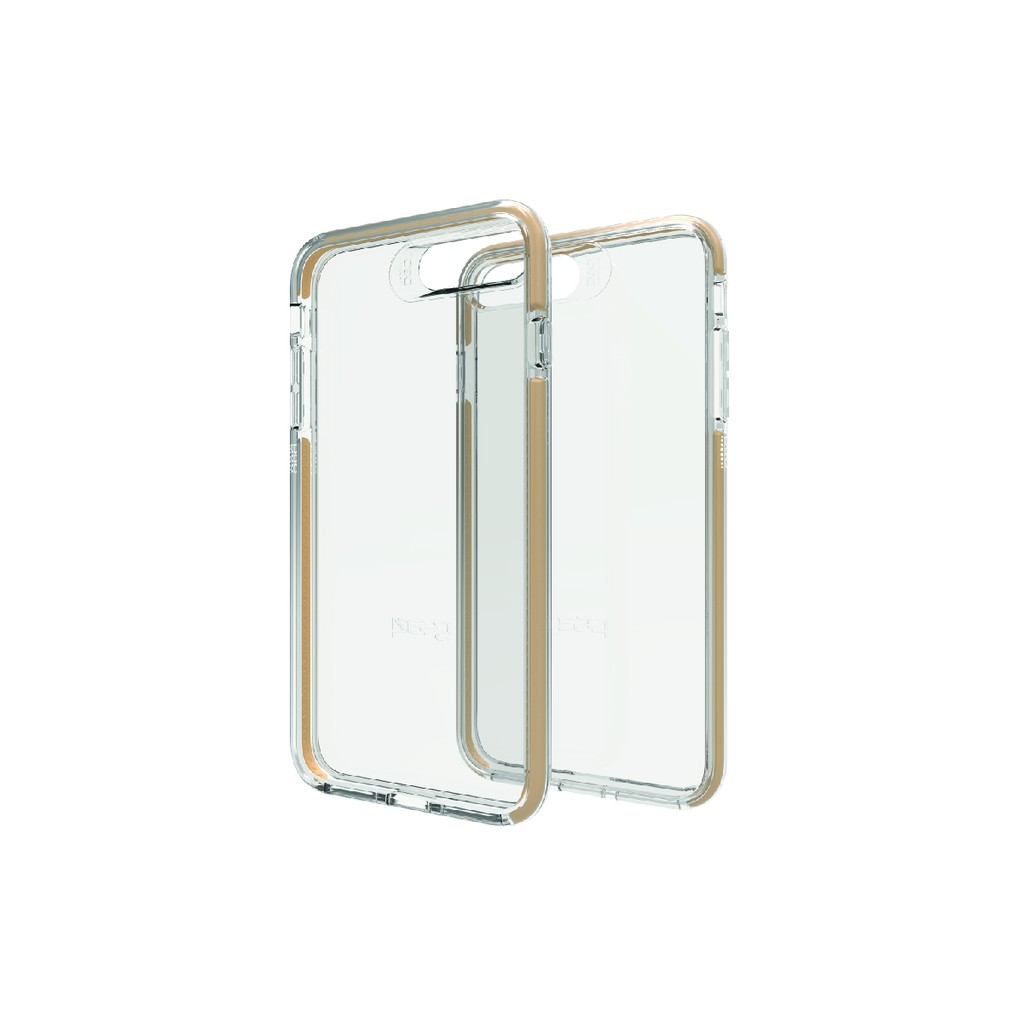 Ốp Lưng Chống Sốc GEAR4 D3O Piccadilly iPhone 6/6S/7/8 Plus - Gold - IC7L80D3