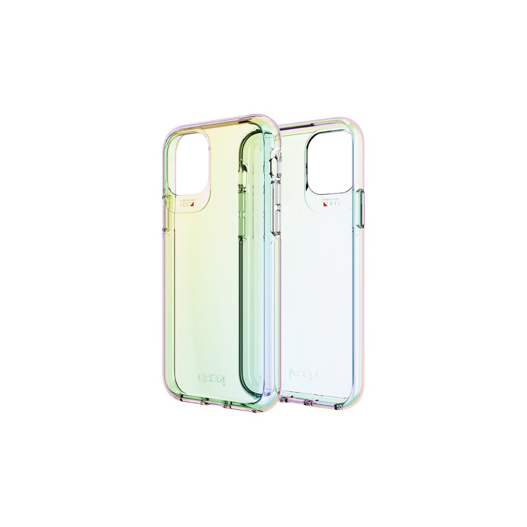 Ốp lưng Gear4 chống sốc D3O Crystal Palace 4m cho iPhone 11 Pro - ICB58CRT - Irisdescent