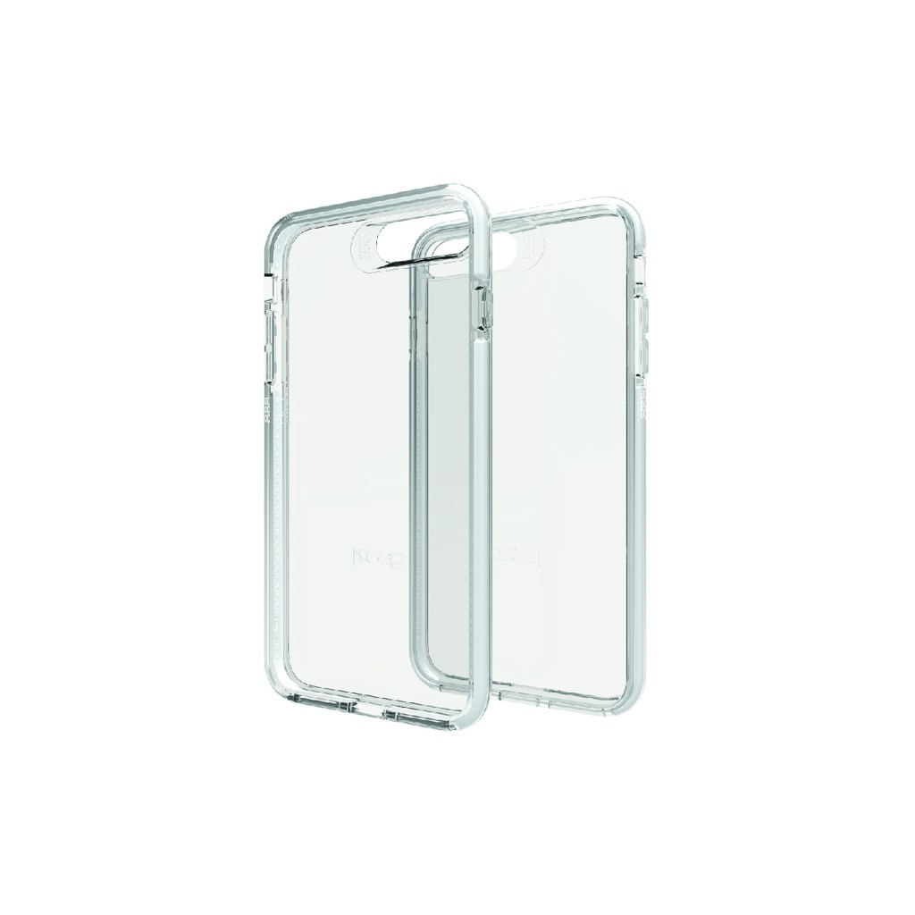 Ốp Lưng Chống Sốc GEAR4 D3O Piccadilly iPhone 6/6S/7/8 Plus - Silver - IC7L83D3