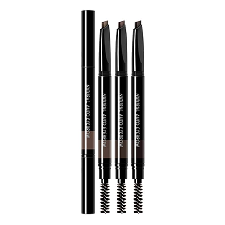 MP14B-HQ.Kẻ Mày Muse Eyebrow Pencil - Dark Brown