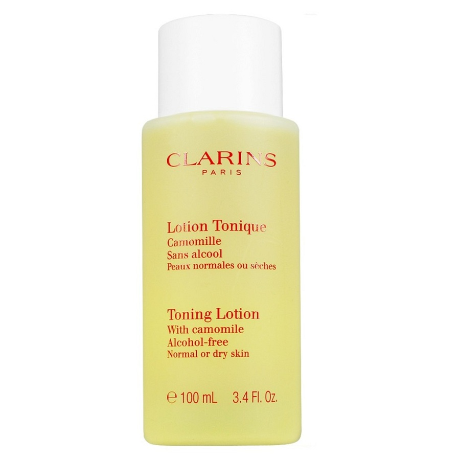 Clarins Lotion Tonique Camomille 100ml