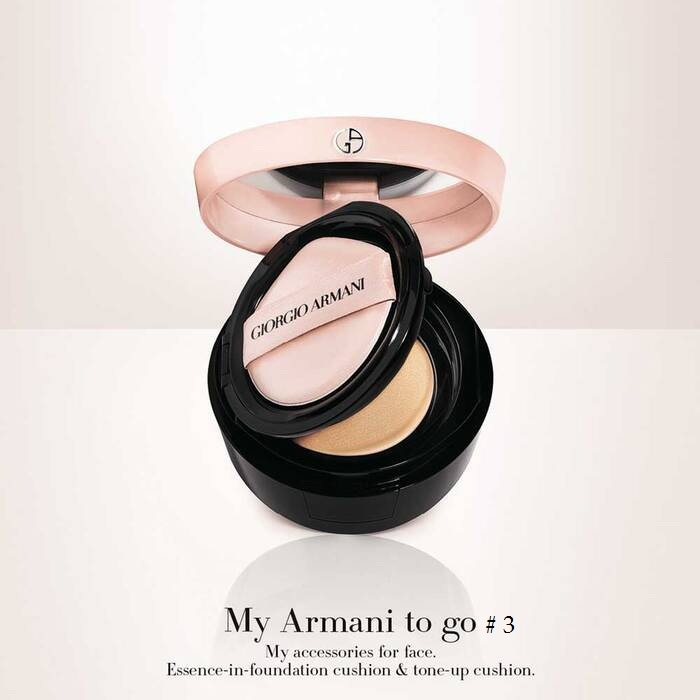 CUSHION GIORGIO ARMANI TO GO #3 - HỒNG