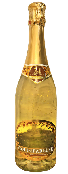 GOLDSPARKLER 24 CARAT GOLD 750ML