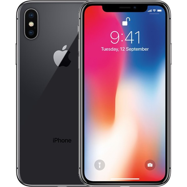iPhone X 256 Gray 2nd