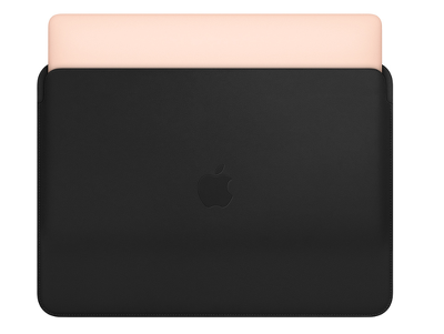 Apple Leather Sleeve for 13-inch MacBook Air and MacBook Pro